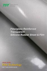 TC03 -玻纖強化透明矽膠墊
