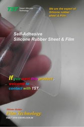 Self-Adhesive Silicone Rubber Sheet & Film