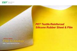 TC04 -PET織品強化矽膠布